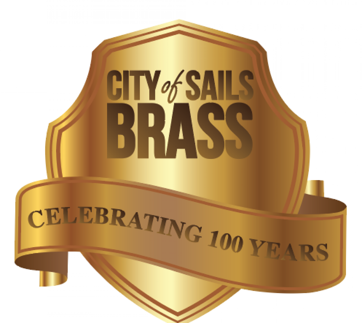 City Of Sails Brass